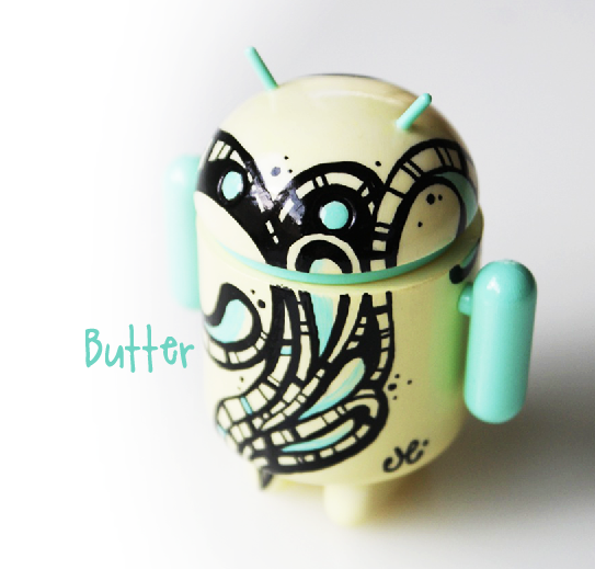Android - Butter