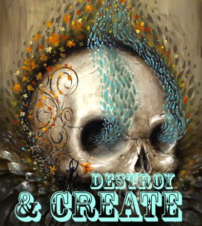 Destroy & Create Group Art Show Featuring Jessica Esper