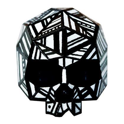 2014 PNEUMA Skelevex Skull - Barcode