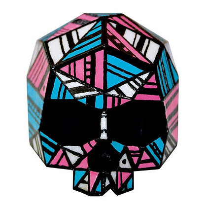 2014 PNEUMA Skelevex Skull - Cotton Candy