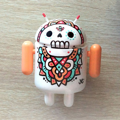 Custom Android Happy Soul - Santa Fe
