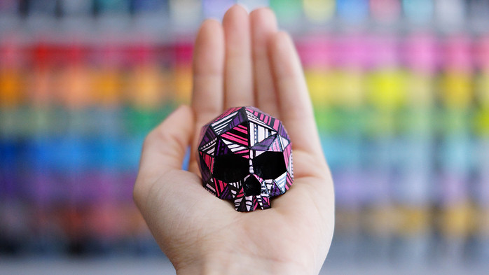 Just Released! Skelevex Skull Sweetheart
