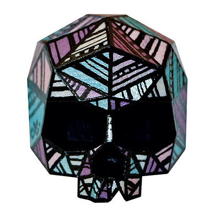 2014 PNEUMA Skelevex Skull - Glitter and Glitz