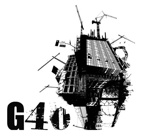 G40 Art Summit 2014 - Featuring work from The Graphix Chick