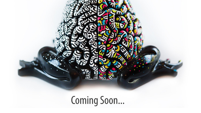 "Custom Jumping Brain ""Kreaytivitea"" Release in March"