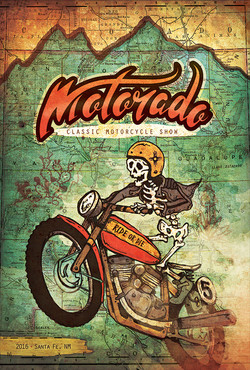Motorado Poster