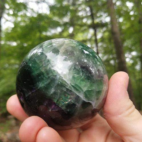 Fluorite Sphere #2