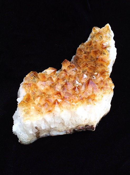 Citrine Cluster 1 10 x 5 inches Very Large