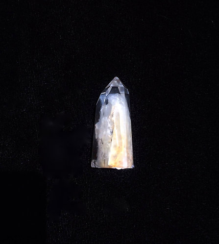 Clear Quartz with Inclusion