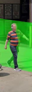green walk