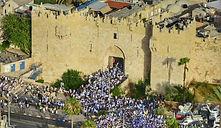 עיריית ירושלים, הפסיקי את התמיכה במצעד הדגלים