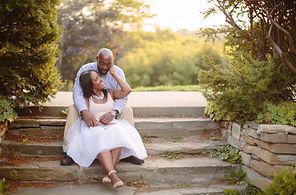 high park wedding photos