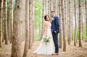 kortright centre wedding photo location