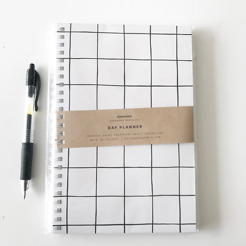 date-less planner