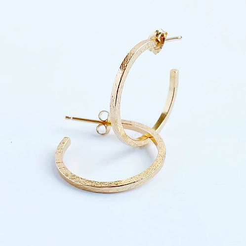 thin line hoops large