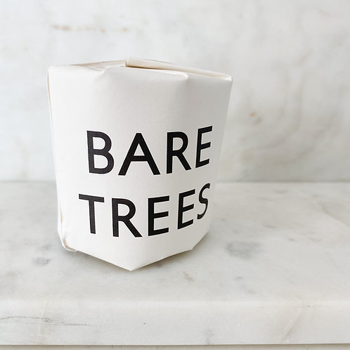Bare Trees Candle