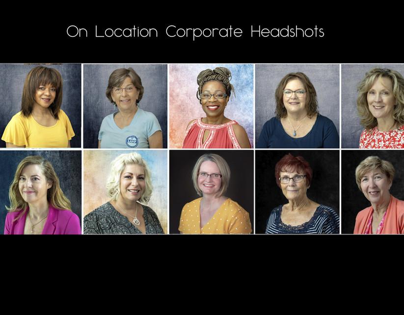 On Location Headshots