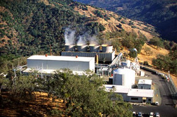 Geysers Geothermal Power Plant
