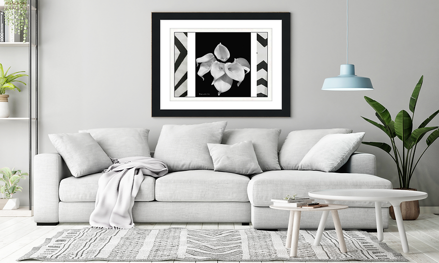Wedding bells framed black and white collection.png