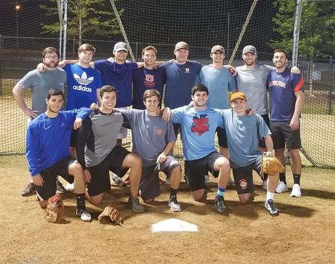 Intramural Softball Fraternity Championship