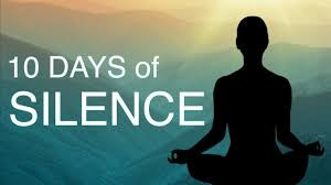 10 Days of Silence