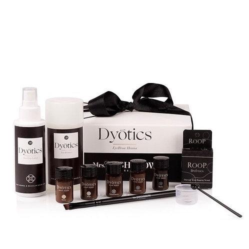 Brow Henna start kit Dyotics