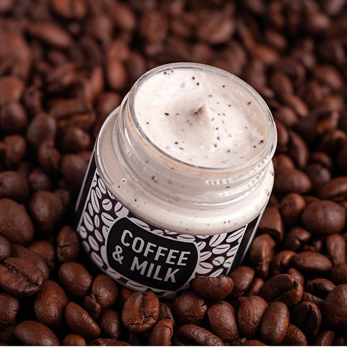Eyebrow scrub Coffee & Milk 30g
