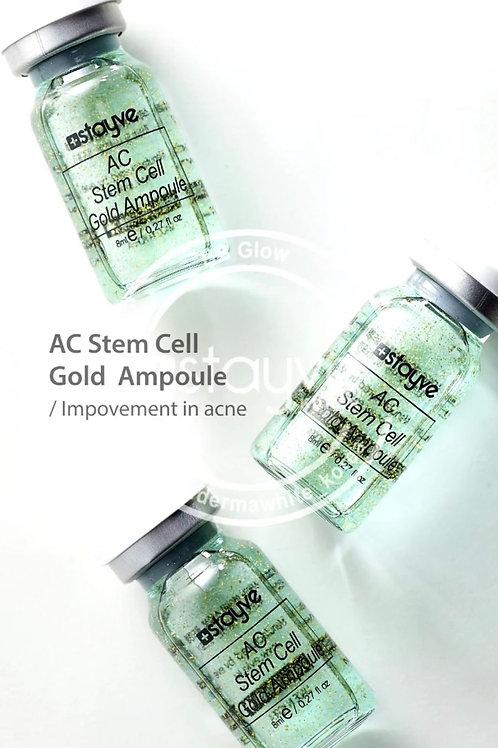 Ac stem cell gold Stayve booster serum