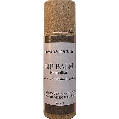 Neapolitan Lip Balm