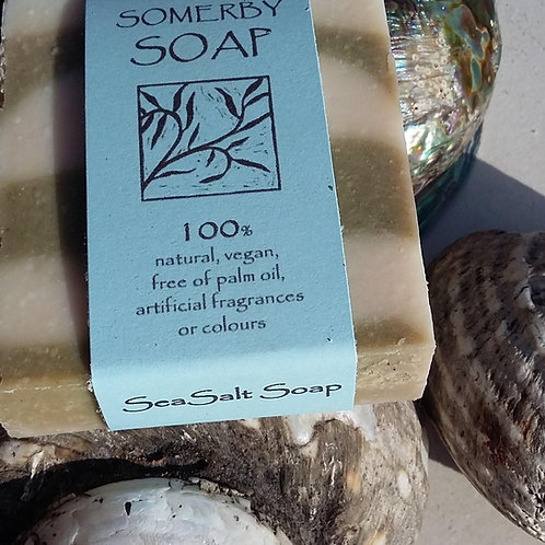Sea Salt Somerby Soap Bar