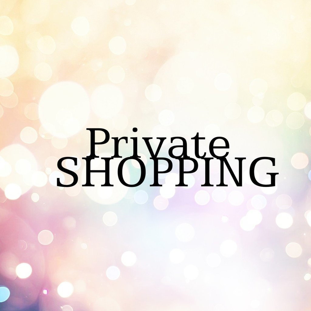 Private Shopping Appointment