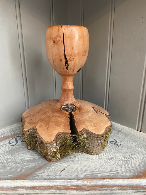 Emerging Hawthorn Goblet