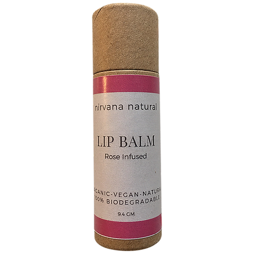 Rose Infused Lip Balm