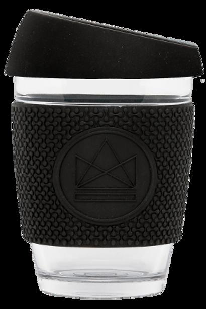 Neon Kactus Glass Coffee Cup