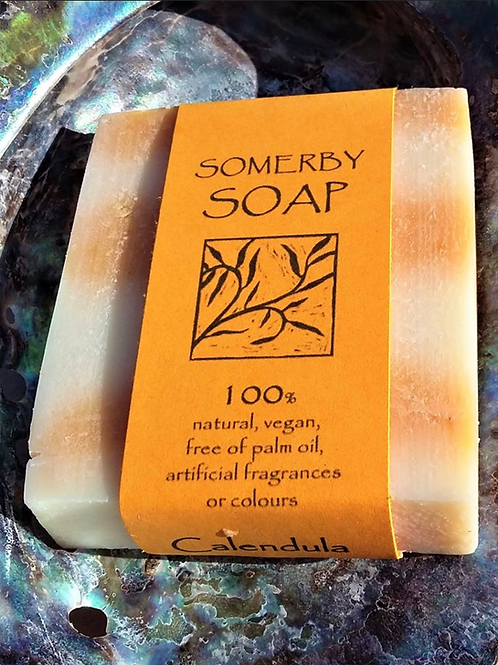 Calendula Somerby Soap Bar 100g