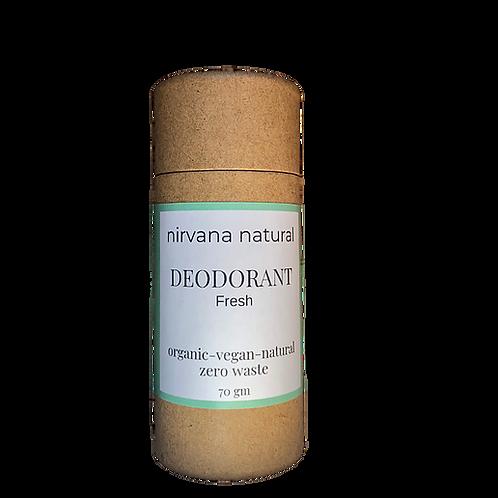 Fresh Zero Waste Deodorant
