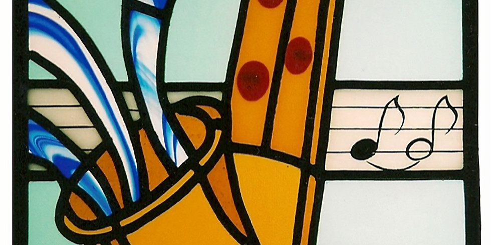 One day stained glass leading workshop for beginners