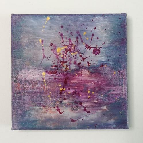Lovingly Silent - 15 x 15 cm