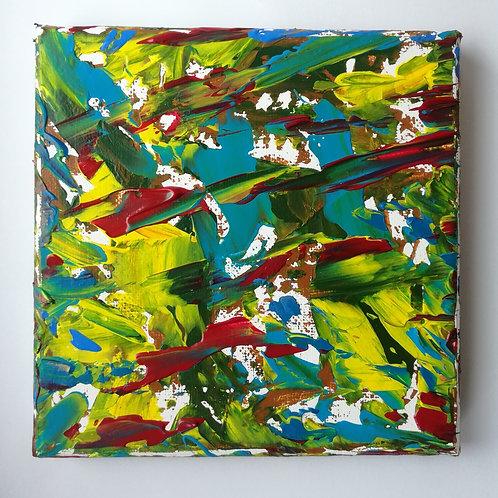 Geschwind - 15 x 15 cm