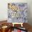 Thumbnail: Goldregen - 15 x 15 cm | Unikat