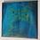 Thumbnail: Golden Vision - 15 x 15 cm | Unikat