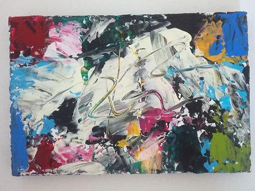 Memory - 12 x 18 cm