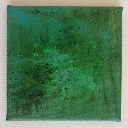 Green Day - 15 x 15 cm