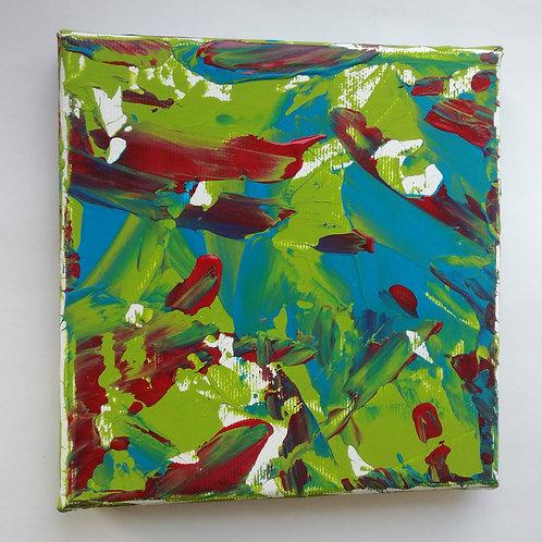 Fresh - 15 x 15 cm | Unikat