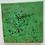 Thumbnail: Green Future - 15 x 15 cm   Unikat