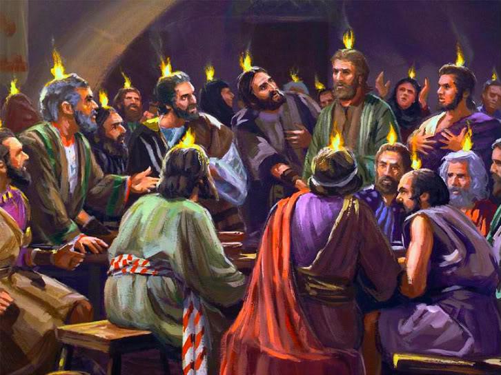Resulta ng larawan para sa pentecost day