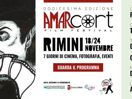 Finalisti Amarcort Film Festival 2019