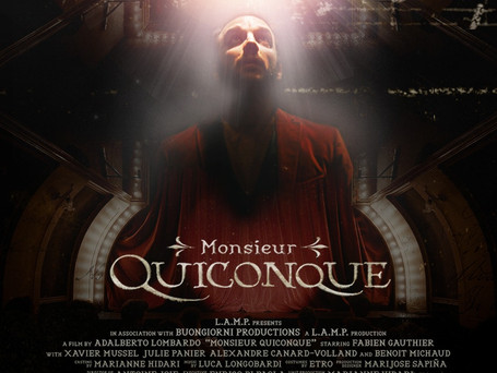 Monsieur Quiconque in streaming
