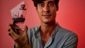 🏆Menzione d'onore al Paris Film Festival 21 per Monsieur Quiconque🏆