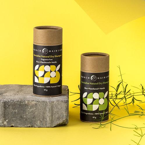 Revitalise Natural Dry Shampoo - Fragrance-Free